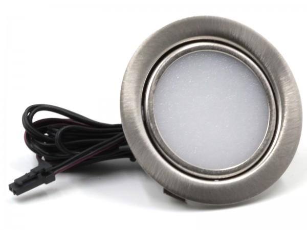 LED Einbauleuchte Einbaustrahler 3W HIGH LED SMD WARMWEISS Model 1027 Solo