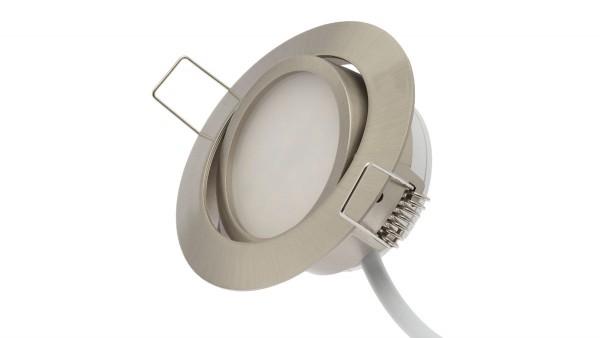 "LED Einbauleuchte 230V ""DF9251-2"", warmweiß, 5W"