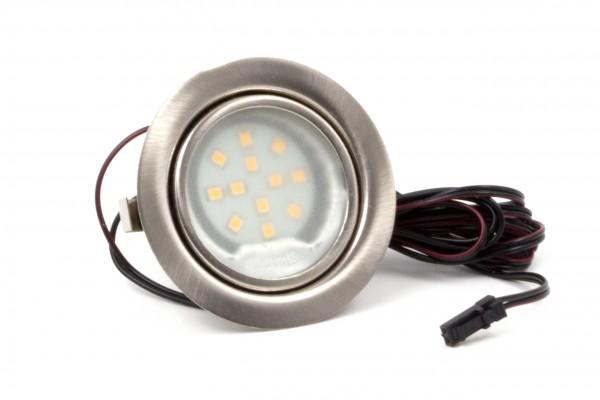 Einbauleuchte Möbelleuchte Einbaustrahler 2,5W HIGH LED SMD Warmweiß