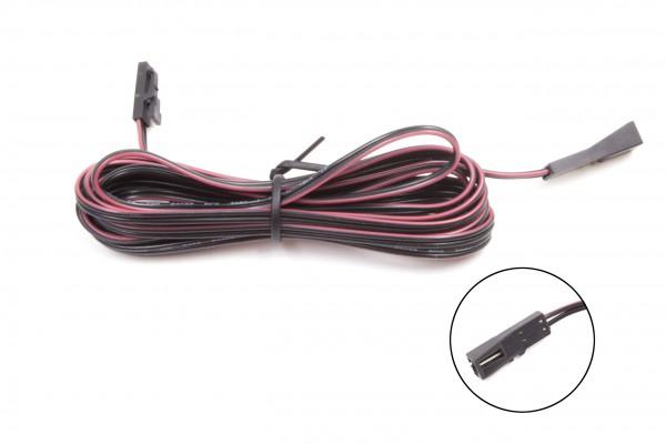 LED mini Stecker Verlängerungskabel 2m